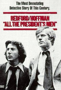 This is the poster for All the President's Men