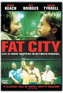 This is the poster for Fat City