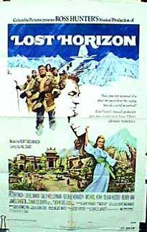 This is the poster for Lost Horizon