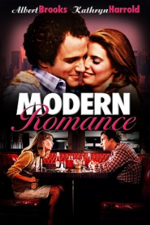 This is the poster for Modern Romance