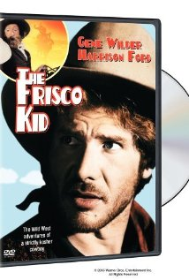 This is the poster for The Frisco Kid