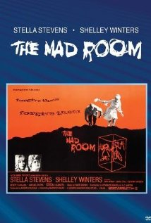 This is the poster for The Mad Room