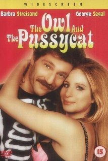 This is the poster for The Owl and the Pussycat