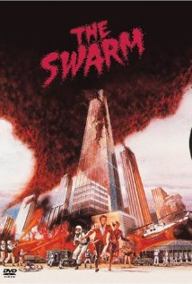 This is the poster for The Swarm
