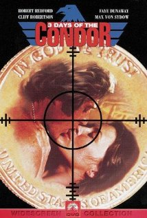 This is the poster for Three Days of the Condor