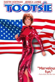 This is the poster for Tootsie